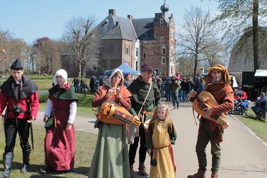 Middeleeuws Festijn barst voor de derde keer los bij Kasteel Cannenburch