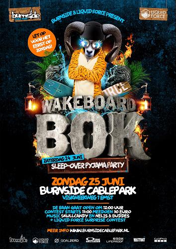 Wakeboard B.O.K.  Emst