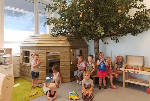 Kinderdagverblijf Duimelot is verhuisd naar basisschool De Violier