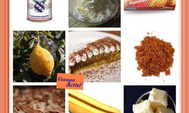 Banoffi Taart (Bananen Caramel taart)