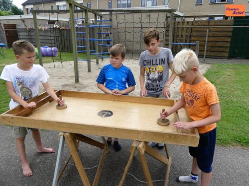 Speeltuindag bij speeltuinvereniging Emst