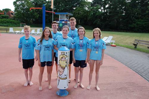 Tien zwemmers ZVV presteren goed op de Gelderse B kampioenschappen