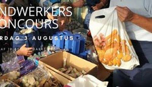 STANDWERKERSCONCOURS 3 augustus 2017