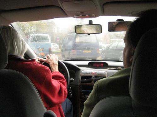 Opfriscursus rijbewijs Senioren