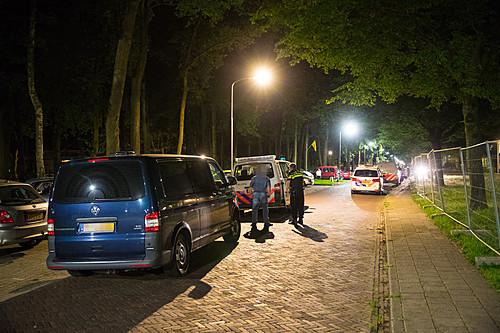 Politie lost waarschuwingsschot(en) bij vechtpartij in Vaassen