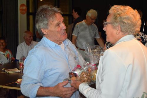 Dubbel feest voor Rob Hein bij de Koekoek
