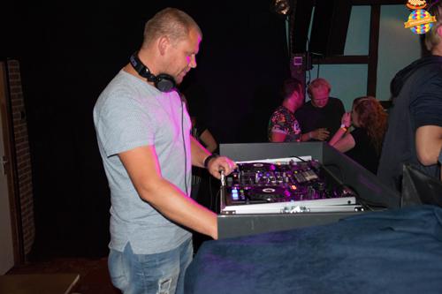 Afterparty in De Ruif met DJ Sander