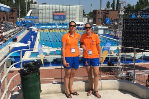 Zwemmers ZVV aan de start bij Wereld Masters Kampioenschappen in Boedapest