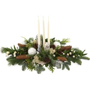 SWO/E: Een fleurige Kerstmiddag
