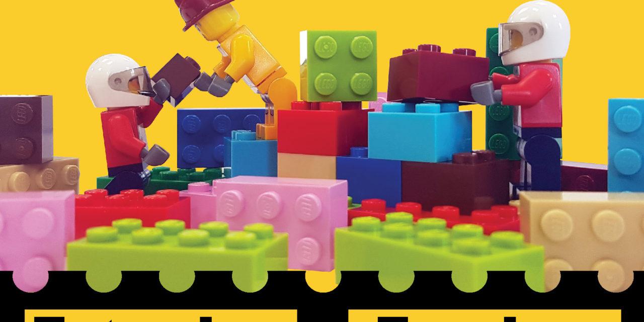 LEGO Bouwsteen Festijn