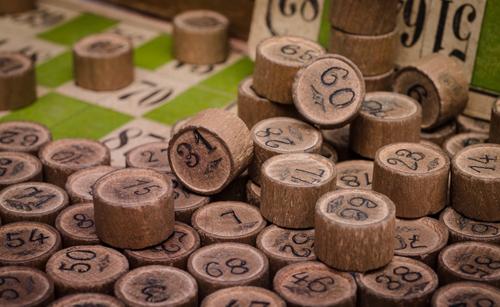 Bingo georganiseerd door de Jeugd van Toen