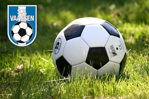 Programma SV Vaassen 8, 9 en 10 september