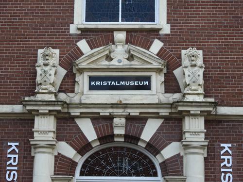 Kijkje in het Kristalmuseum