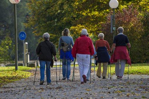 Nordic Walking voor mantelzorgers