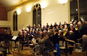 Hosanna voert Oratorium Exodus uit