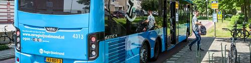 Informatiebijeenkomst voor senioren over reizen met het openbaar vervoer
