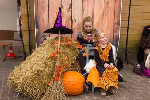 Halloweenfair sterrenschool Geerstraat