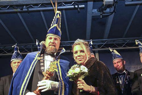 Zaterdag presentatie nieuw Prinsenpaar der Rossumdaerpers