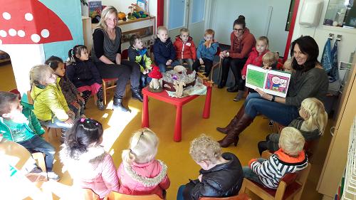 Kinderdagverblijf Villa KOM vergroot ouderbetrokkenheid