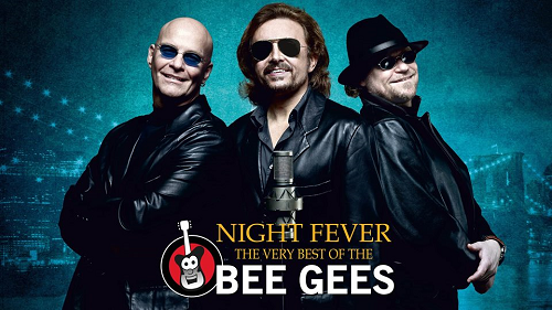 Night Fever – the very best of the BEE GEES