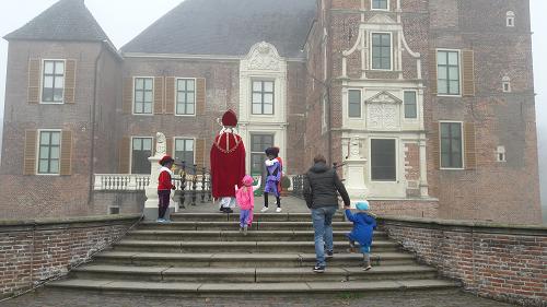 Sinterklaasweekend op kasteel Cannenburch