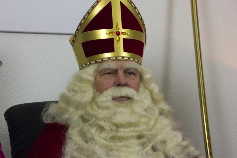 Meet & Greet met Sinterklaas