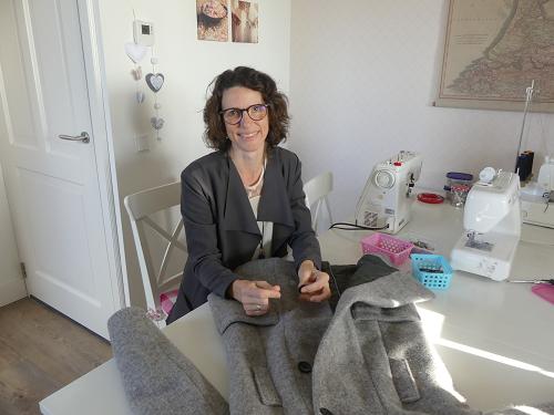 Vaassen Actief in gesprek met Modevakschool Jeanette