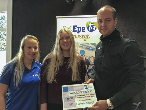 Onderzoek naar de sportbehoefte van jongeren uit de gemeente Epe