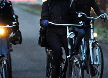 Ga fietsend of lopend naar school