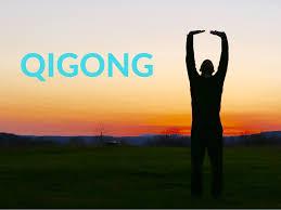 Qigong, Bewegen als bamboe