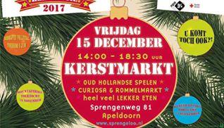 Kerstmarkt Sprengeloo Moves For Serious Request