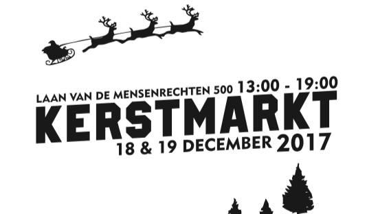 Serious Request – Kerstmarkt