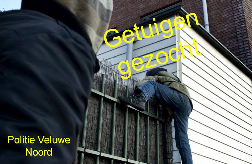 Inbraak seniorenwoning – Jasmijnstraat Vaassen