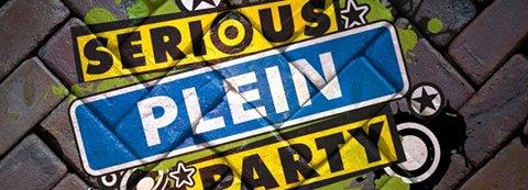 Serious Plein Party zaterdag 23-12 Raadhuisplein Apeldoorn