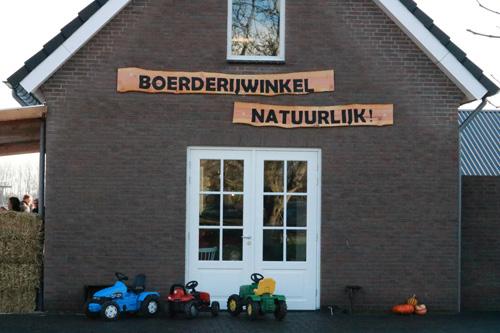Opening boerderijwinkel Natuurlijk
