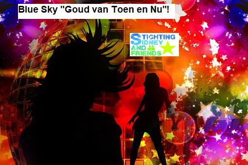 Benefietavond door de Stichting Sidney and Friends in de Blue Sky in Emst!