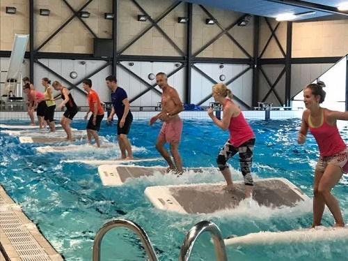 Zwembad de Koekoek start weer met zwemlessen