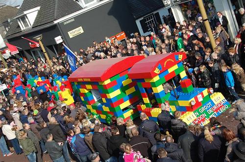 Aanmelding voor de carnavalsoptocht der Rossumdaerpers al geopend