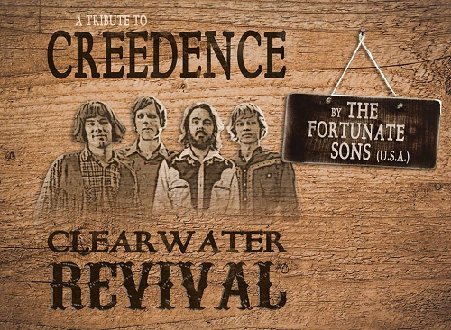 A Tribute To Creedence Clearwater Revival'