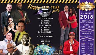 Zwollywood – Happy New Year's Party in de Keet van Heerde