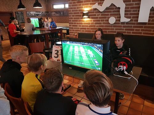 KCVO FIFA 18 toernooi: een spannende, sportieve dag