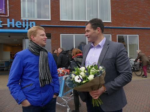 Einde spaaractie Regio72 in samenwerking met Albert Heijn Vaassen
