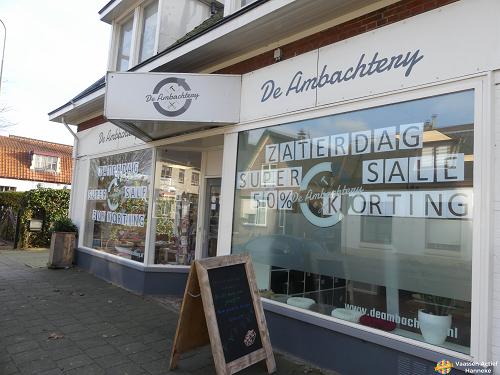 Super sale bij de Ambachtery Deventerstraat in Vaassen was een groot succes!