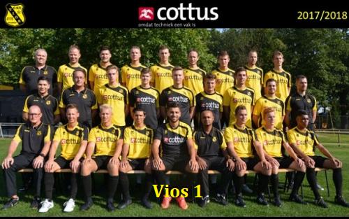 VIOS geeft overwinning uit handen!