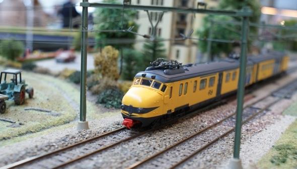 Video open huis modelspoorgroep IJsselland