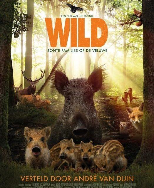 """""""Wild"""" Vanaf 1 februari 2018 in de bioscoop"""