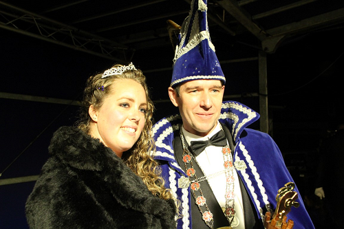 Carnaval 2018; Een terugblik met Prinsenpaar Frank en Linda