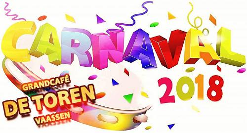 Carnaval in Grand Café De Toren