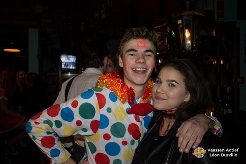 11 februari Afterparty in Café Bar de Ruif