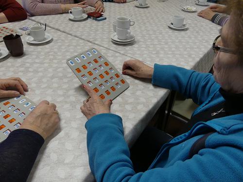 Jeugd van Toen met Bingo in de Kouwenaar